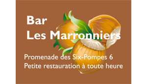 logo Bar Les Marronniers