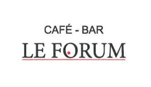 logo Le Forum - Café bar