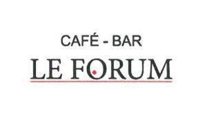 logo Le Forum - Café bar